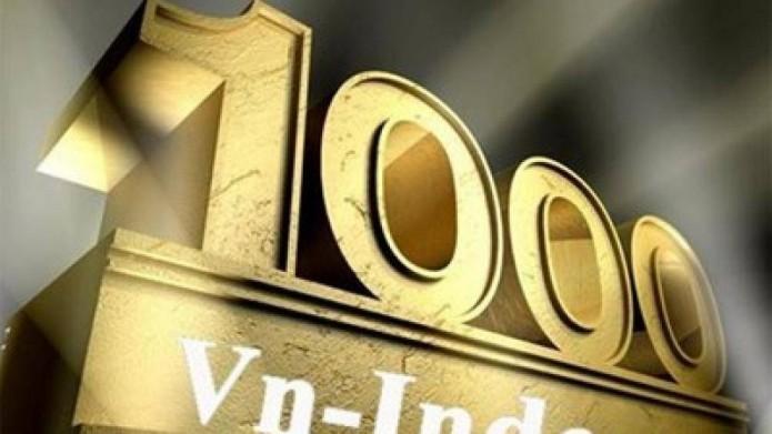 """VN- Index có """"cửa"""" vượt mốc 1.000 điểm?"""