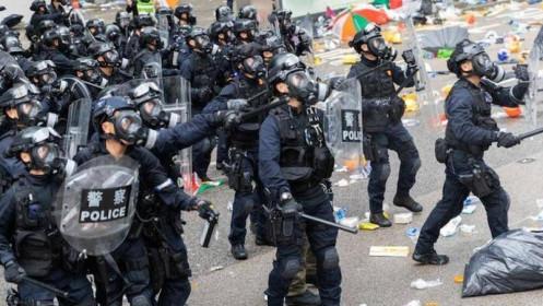 Lãnh đạo cảnh sát Hong Kong: 31.000 nhân lực không đủ để chấm dứt biểu tình