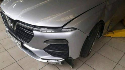 Thay thước lái ô tô VinFast bằng giá của một chiếc xe khác là do đại lý báo nhầm!
