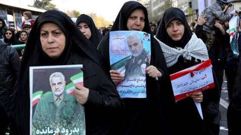 Hé lộ mạng lưới gián điệp Iraq, Syria giúp Mỹ giết tướng Iran