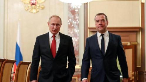 Ông Putin muốn duy trì quyền lực và nước Nga cần Putin!