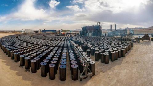 Giá dầu châu Á tăng trong phiên đầu tuần