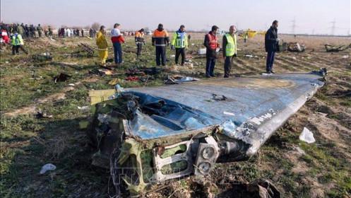 Vụ máy bay Ukraine rơi: Iran công bố báo cáo điều tra sơ bộ lần hai