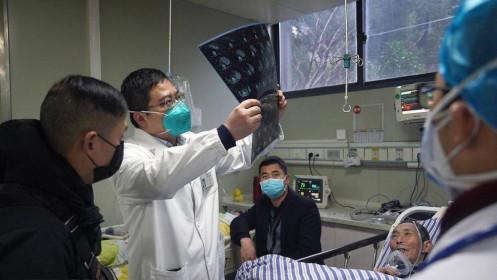 Đã có 54 người tử vong vì dịch viêm phổi lạ, y tế Vũ Hán bị quá tải