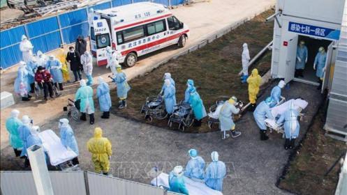 Dịch do virus corona: Trung Quốc cho phép Mỹ cử chuyên gia y tế tới Vũ Hán