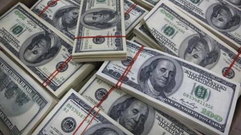 Giá USD tại Vietcombank hôm nay 26/2 giảm 25 đồng