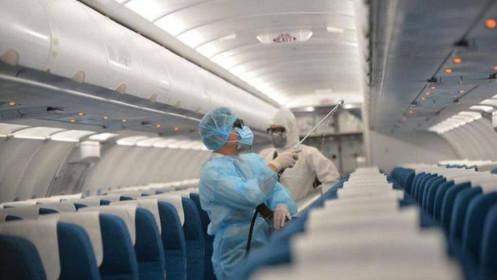 Vietnam Airlines nói gì về việc tiếp viễn nhiễm Covid - 19 trên chuyến bay VN0054