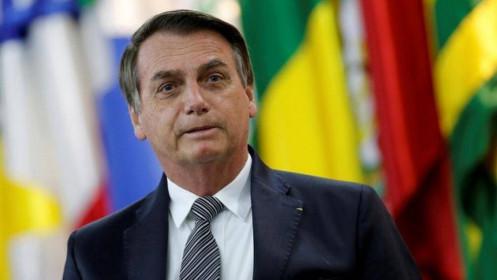 """Tổng thống Brazil """"dương tính với virus corona""""?"""