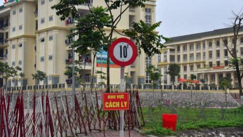 Người nước ngoài trong khu cách ly cảm kích trước sự chu đáo của Việt Nam