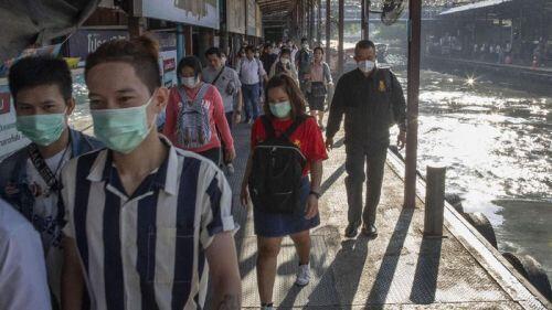 11 người Thái Lan dương tính với virus corona bởi vì đi nhậu dùng chung cốc