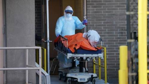 Diễn biến dịch COVID-19 thế giới tới 6h sáng 18/4: Trên 153.000 người đã tử vong, riêng Mỹ trên 37.000 ca