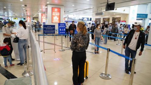Các hãng hàng không chỉ được mở bán vé đến hết ngày 31.5