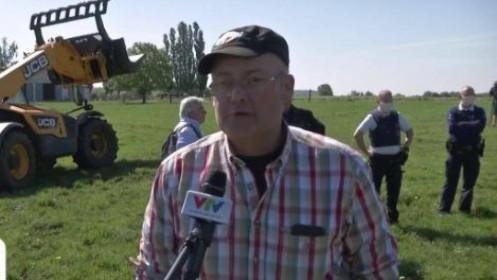 [Video] Nông dân châu Âu phản đối chính sách tạm trữ nông sản