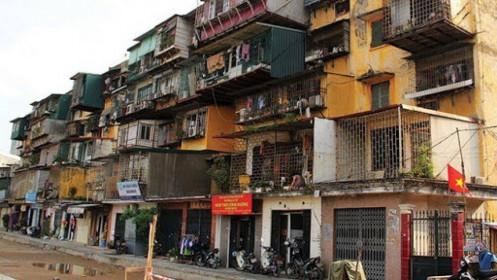 Cải tạo chung cư cũ: Doanh nghiệp bị kẹt cứng giữa người dân và cơ quan quản lý