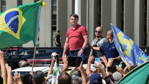 Bộ trưởng Y tế Brazil từ chức vì bất đồng với Tổng thống về Covid-19