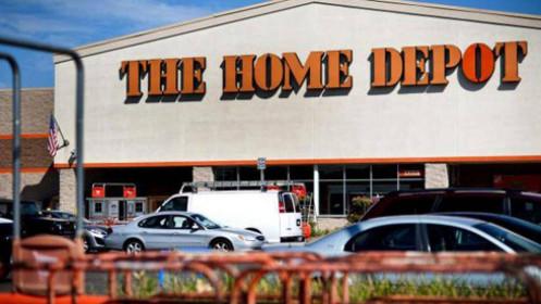 Phân tích kĩ thuật: Cổ phiếu Home Depot có dấu hiệu giảm mạnh