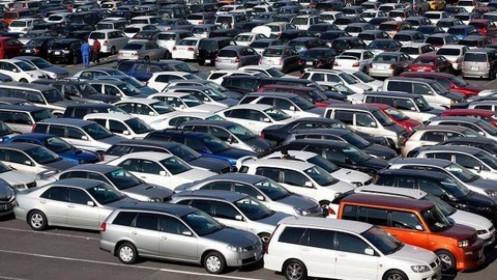 Chưa đến 3.000 ô tô nhập khẩu trong nửa đầu tháng 5