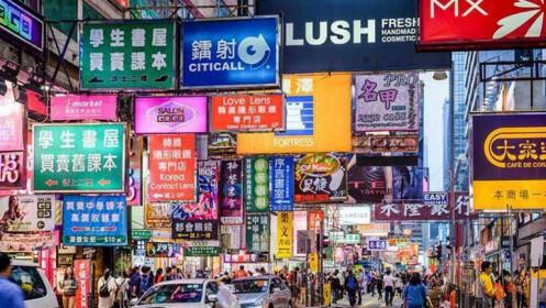 Hong Kong, Taiwan và xuất nhập khẩu