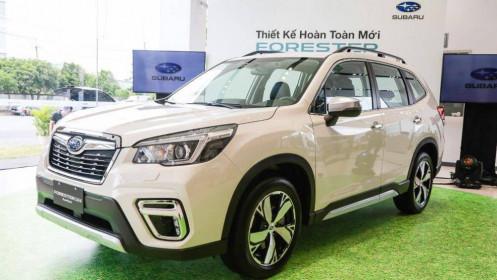 [Video] Đánh giá Subaru Forester - Có ưu/nhược gì để tấn công CR-V, Outlander, X-trail...?