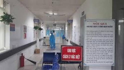 Phát hiện một thuyền viên mắc COVID-19, Việt Nam có 333 ca bệnh
