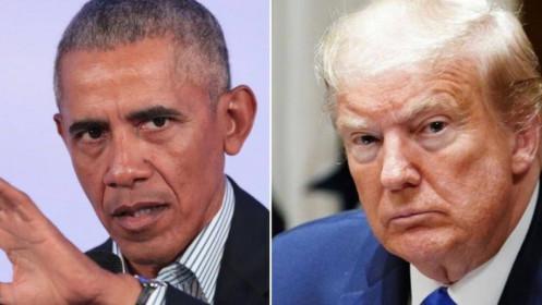 Obama chỉ trích chính quyền Trump đe dọa các giá trị của nước Mỹ