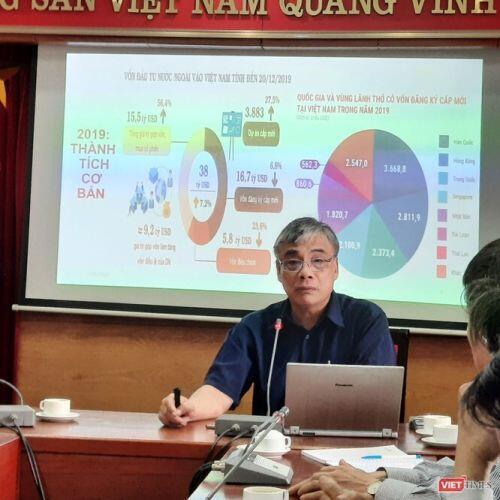 """Ts. Trần Đình Thiên: Dịch Covid-19 là cơ hội để """"thay máu"""" nền kinh tế"""