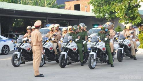 Ra quân tổng kiểm tra phương tiện, Hà Nội phạt hơn 27 tỷ đồng