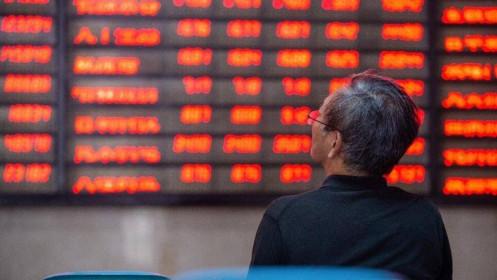 Chứng khoán Trung Quốc hụt đà, thị trường châu Á quay đầu trượt dốc