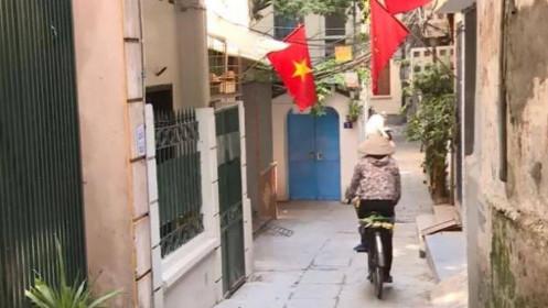 Hà Nội dỡ bỏ hàng rào phong tỏa ngõ 466 phố Hoàng Hoa Thám