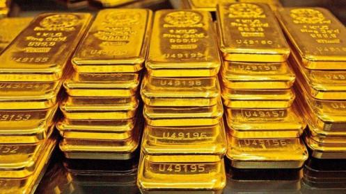 Giá vàng châu Á giảm do lợi suất trái phiếu kho bạc Mỹ tăng