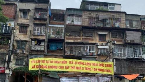 Kiểm tra, xác minh việc cấp sổ đỏ lần đầu sau tố cáo của cư dân 189 Minh Khai