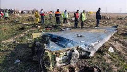 Vụ máy bay chở khách Ukraine rơi tại Iran: Iran sẵn sàng bồi thường thiệt hại
