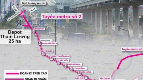Hủy vay 390 triệu USD từ Ngân hàng ADB, tuyến metro số 2 có thiếu vốn?