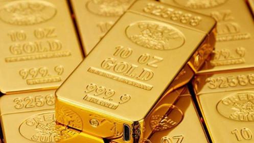 Giá vàng châu Á tăng gần 1% phiên 28/8