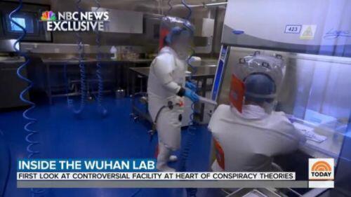 Tự minh oan, phòng thí nghiệm Vũ Hán mở cửa cho phóng viên Mỹ