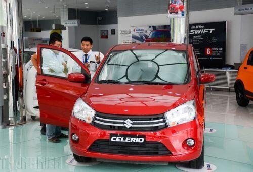 Ô tô nhập khẩu giá rẻ 'vất vưởng' tại thị trường Việt Nam
