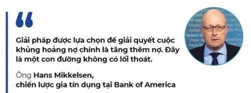 Bẫy ngân hàng trung ương