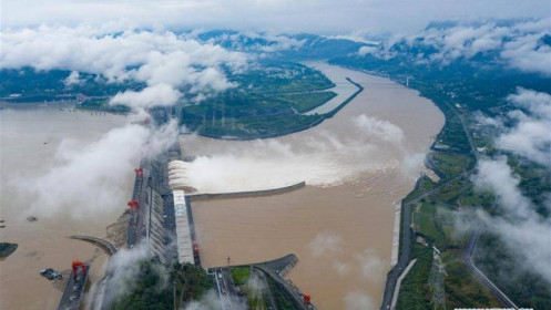 Đập Tam Hiệp phá kỷ lục thế giới về sản lượng điện