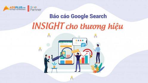 Báo cáo Google Search: Insight cho thương hiệu
