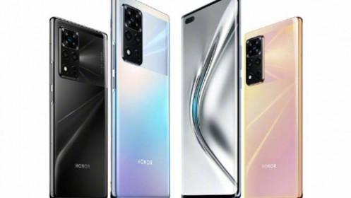 Vừa tách khỏi Huawei, Honor gây chú ý với điện thoại siêu đẹp