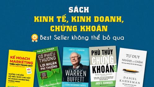 Tổng hợp sách hay Best seller bạn đọc không thể bỏ qua trên 24hMoney