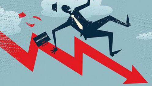 VN-Index tiếp tục mất gần 39 điểm trong phiên 27/1, nhiều cổ phiếu BĐS giảm sàn