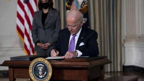 Nhà Trắng lý giải việc TT  Biden ký sắc lệnh nhiều kỷ lục