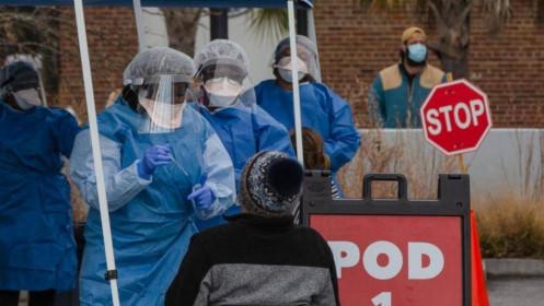 Mỹ phát hiện biến thể SARS-CoV-2 từ Nam Phi