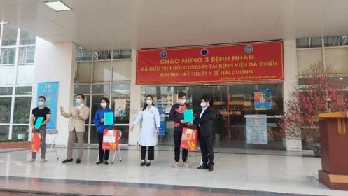 Chiều 6/2, có 4 ca mắc COVID-19 trong cộng đồng ở Bắc Ninh và 3 địa phương khác
