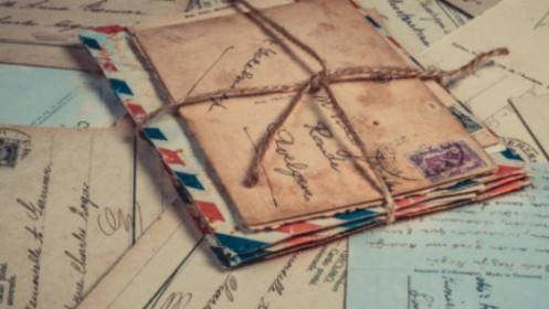 Lá thư gửi về quá khứ