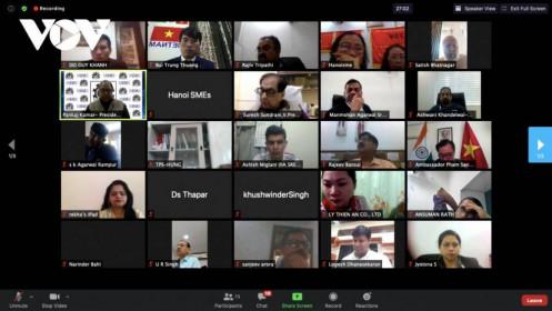 Doanh nghiệp vừa và nhỏ Ấn – Việt tìm kiếm cơ hội hợp tác