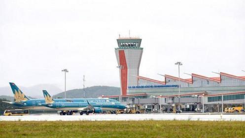 Mở cửa khai thác trở lại Cảng hàng không Quốc tế Vân Đồn từ ngày 3/3