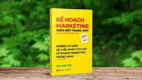 Kế Hoạch Marketing Trên Một Trang Giấy - Lên kế hoạch đơn giản như một trò chơi