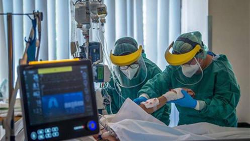 Hơn 116 triệu ca Covid-19 toàn cầu, đà lây nhiễm châu Âu tăng trở lại